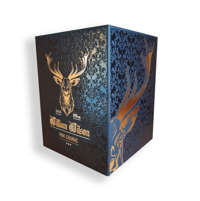 Luxury Expensive alcohol packaging