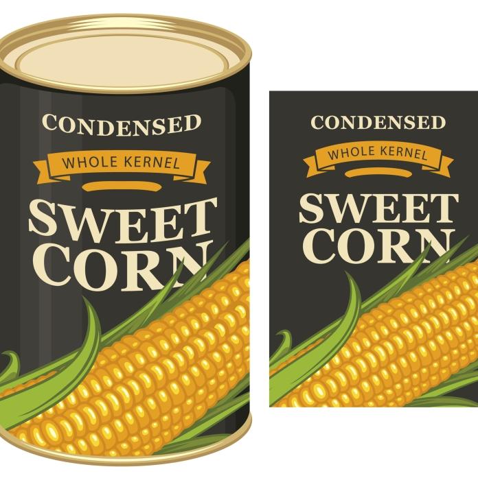 Cans labels