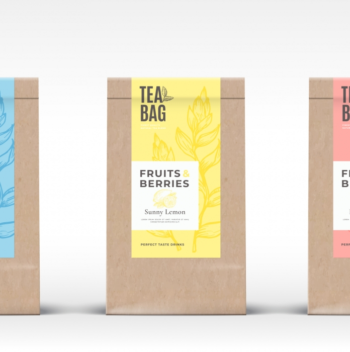 Tea labels